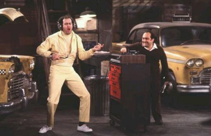 Taxi - Danny DeVito &a...