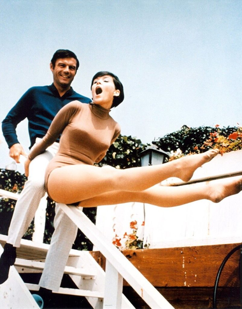 adam west yvonne craig